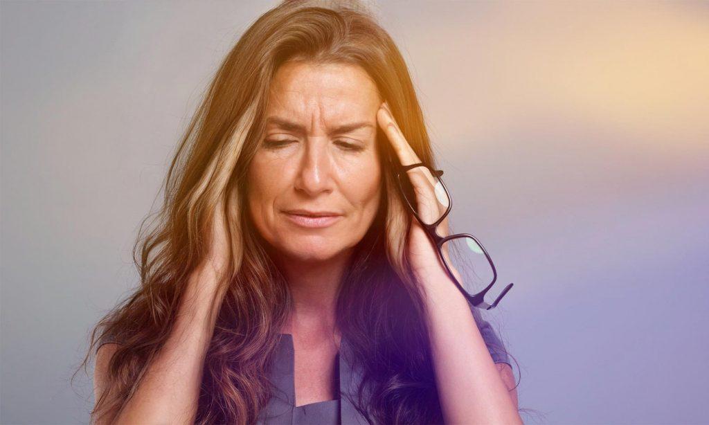 Внезапный приступ мигрени